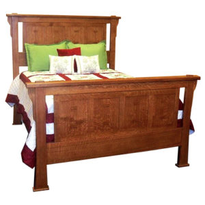 Mission Style Bedroom Furniture - Yoder Handcrafted Mission Furniture